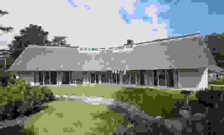 Jardines de estilo moderno de Möhring Architekten Moderno