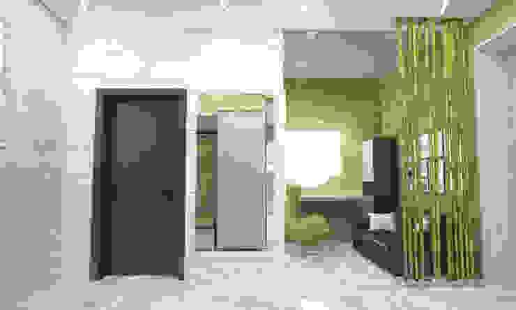 mysoul Couloir, entrée, escaliers minimalistes