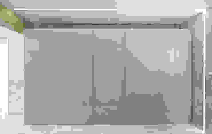 mysoul Minimalist corridor, hallway & stairs