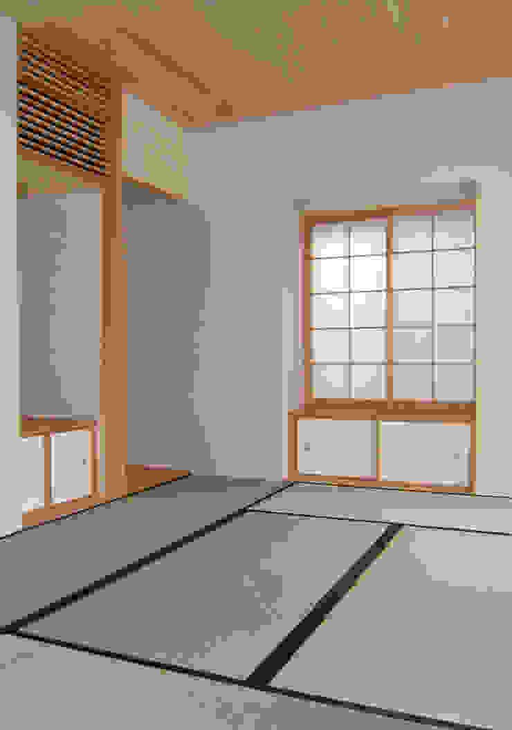 和室 オリジナルデザインの 多目的室 の 堀内総合計画事務所 オリジナル