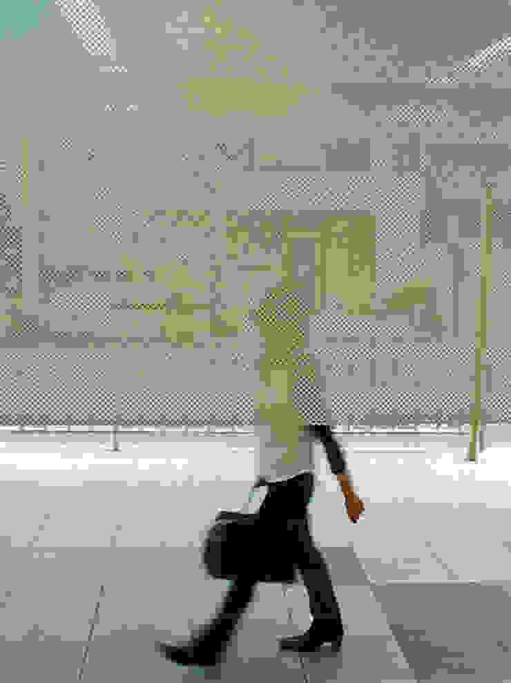 窓ガラス詳細 オリジナルなレストラン の 堀内総合計画事務所 オリジナル