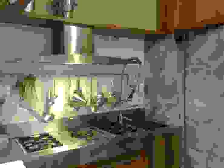 Studio di Architettura Manuela Zecca KitchenBench tops