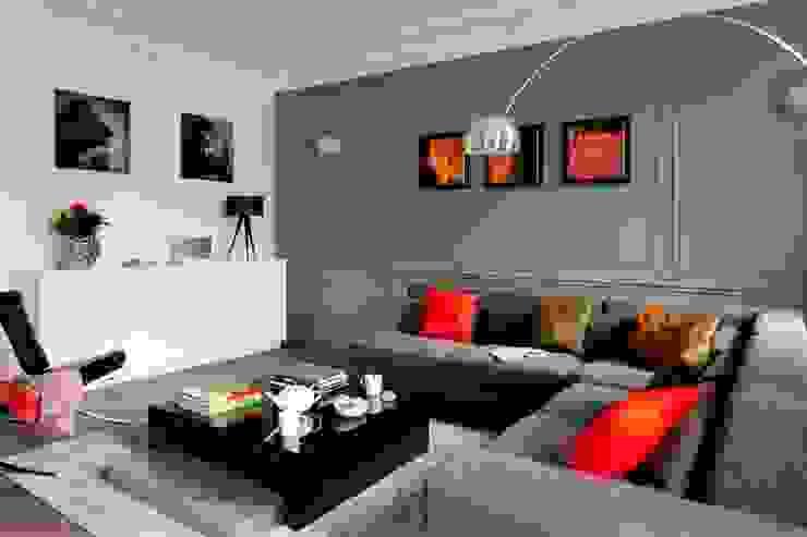 BOSQUET Salon moderne par URBAN D&CO Moderne