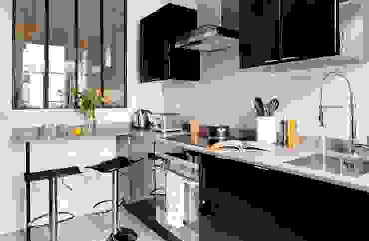 BOSQUET Cuisine moderne par URBAN D&CO Moderne