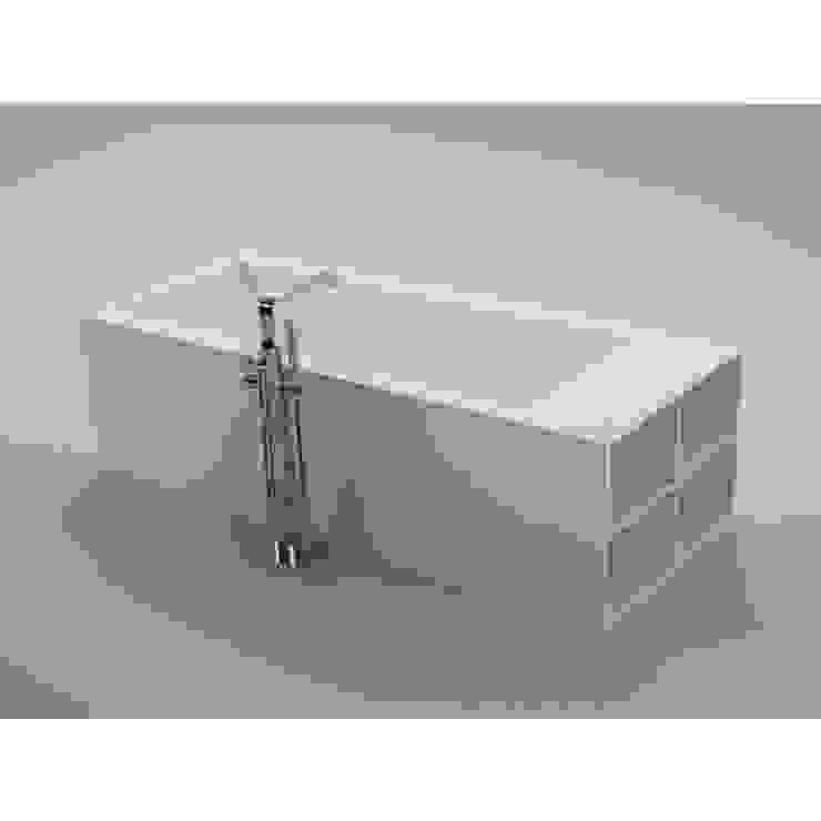 Bañera Corian® Isla Mueble LA. de Baños de Autor Moderno