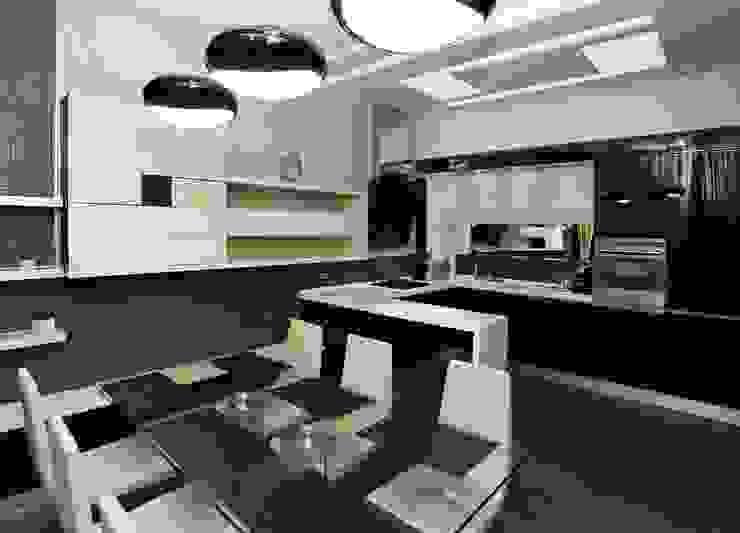 Кухня от Дизайн - студия Пейковых