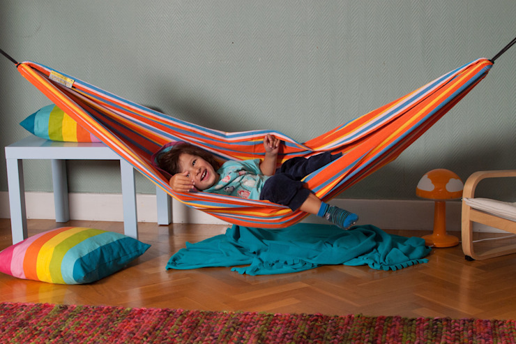 Children's Cotton Hammock : scandinavian  by Emilyhannah Ltd, Scandinavian