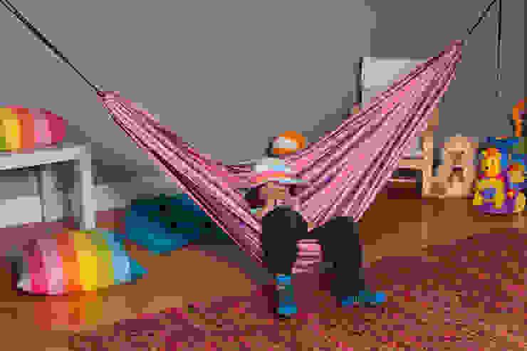 Mini Children's Cotton Hammock por Emilyhannah Ltd Escandinavo
