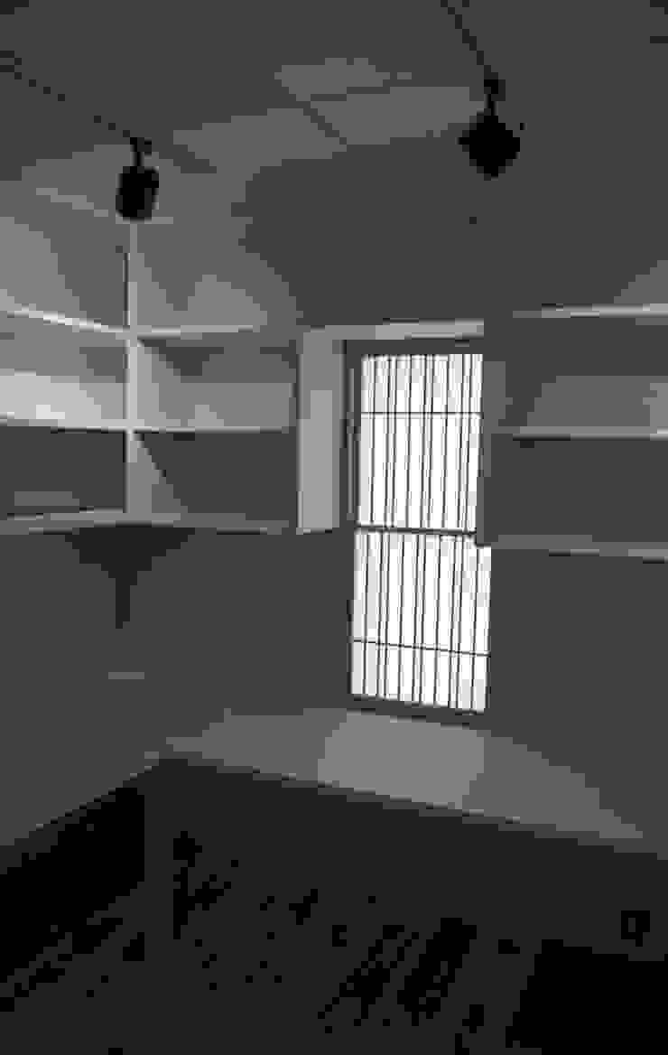 三条町の家 モダンデザインの 書斎 の 一級建築士事務所 CAVOK Architects モダン