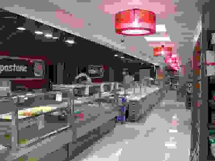 Darya Mimarlık Proje Hizmetleri İnş.Sa.Tic.Ltd.Şti. Offices & stores