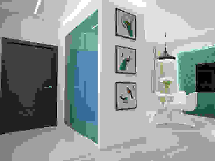 Кухня Коридор, прихожая и лестница в стиле минимализм от mysoul Минимализм