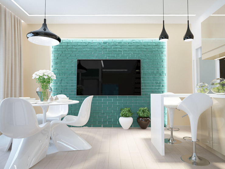 Dining room by mysoul,