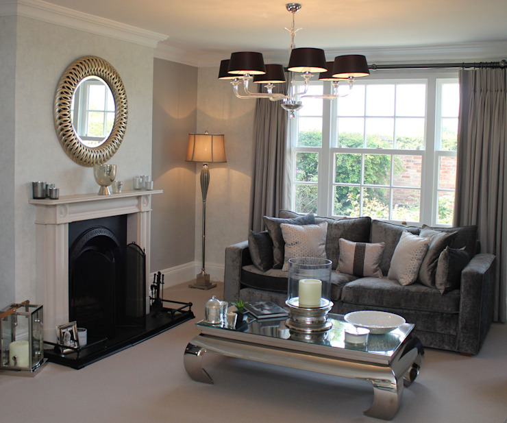 Walton Grange Indigo Acre INTERIORS Ltd