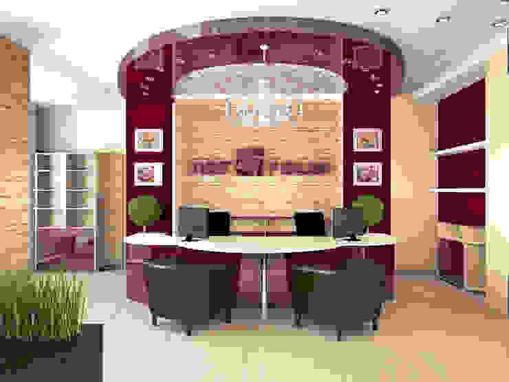 mysoul Minimalst style study/office