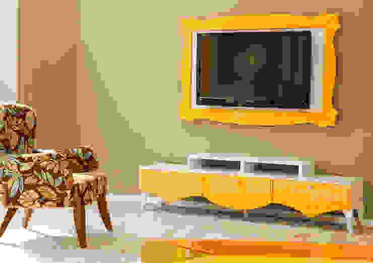 Salones de estilo  de Sanal Mobilya,