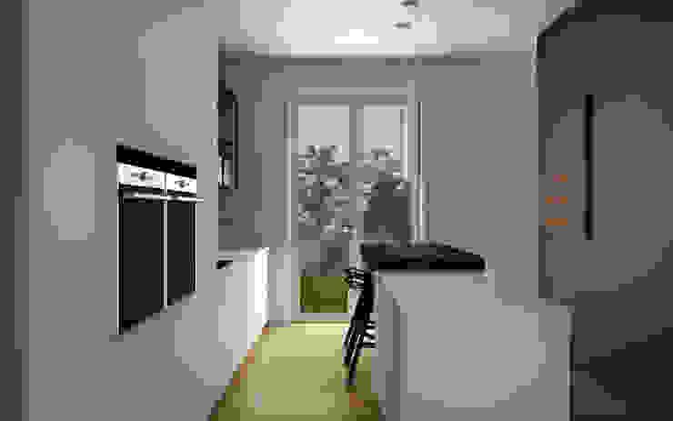 HP Interior srl Moderne Küchen