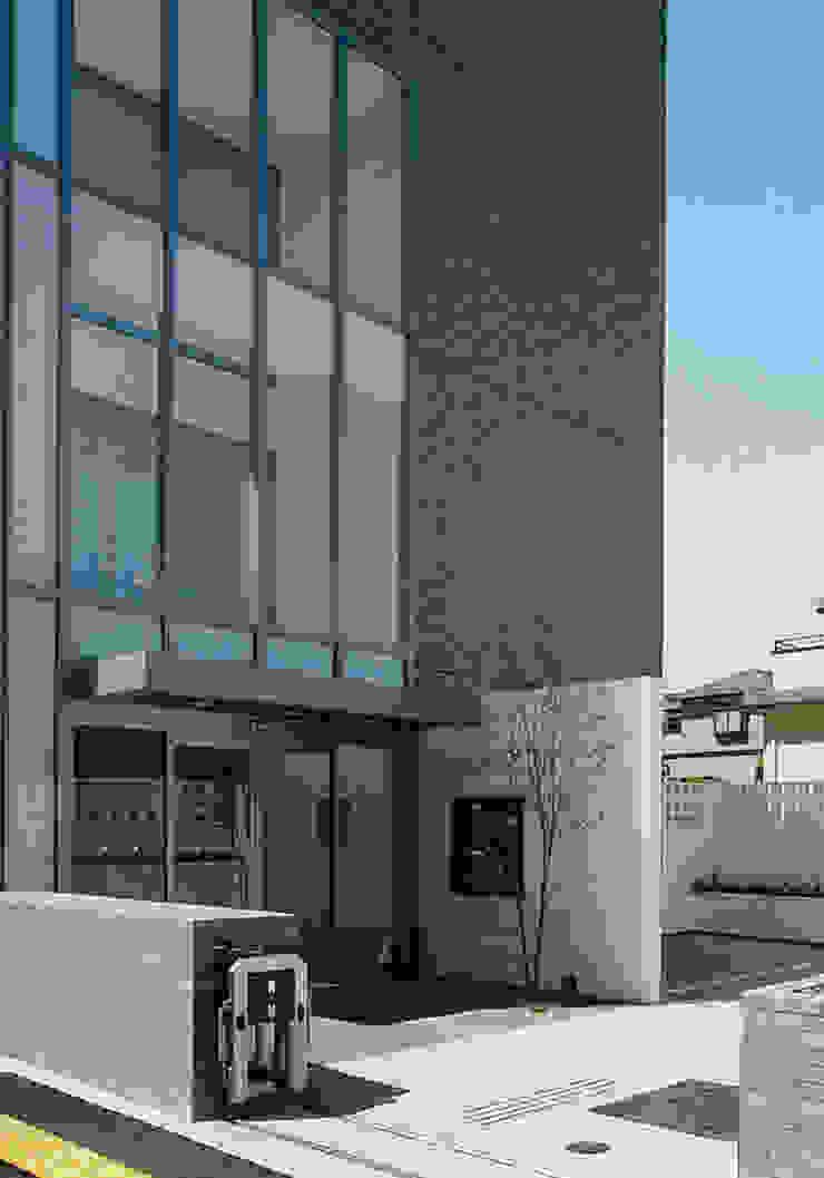 エントランス オリジナルな病院 の 堀内総合計画事務所 オリジナル