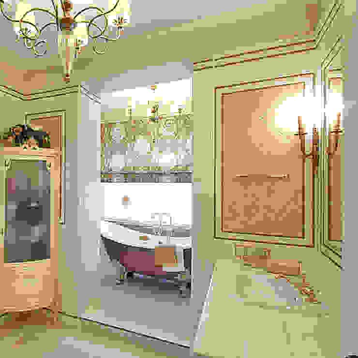 Дом в классичестческом стиле от Лучшее Место Классический