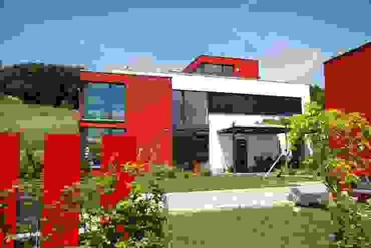 EFH Van den Berg, Neftenbach Moderne Häuser von Binder Architektur AG Modern