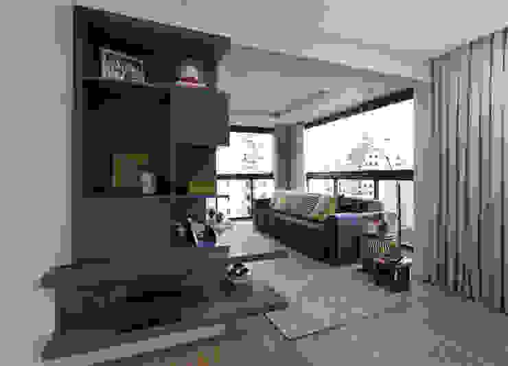 MANDRIL ARQUITETURA E INTERIORES Living room