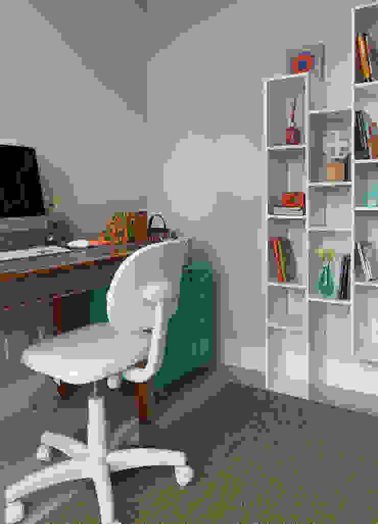 MANDRIL ARQUITETURA E INTERIORES Study/office
