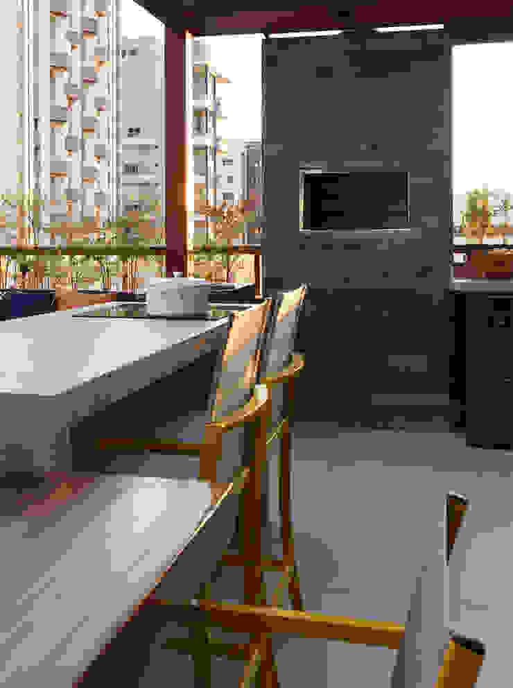 MANDRIL ARQUITETURA E INTERIORES Terrace
