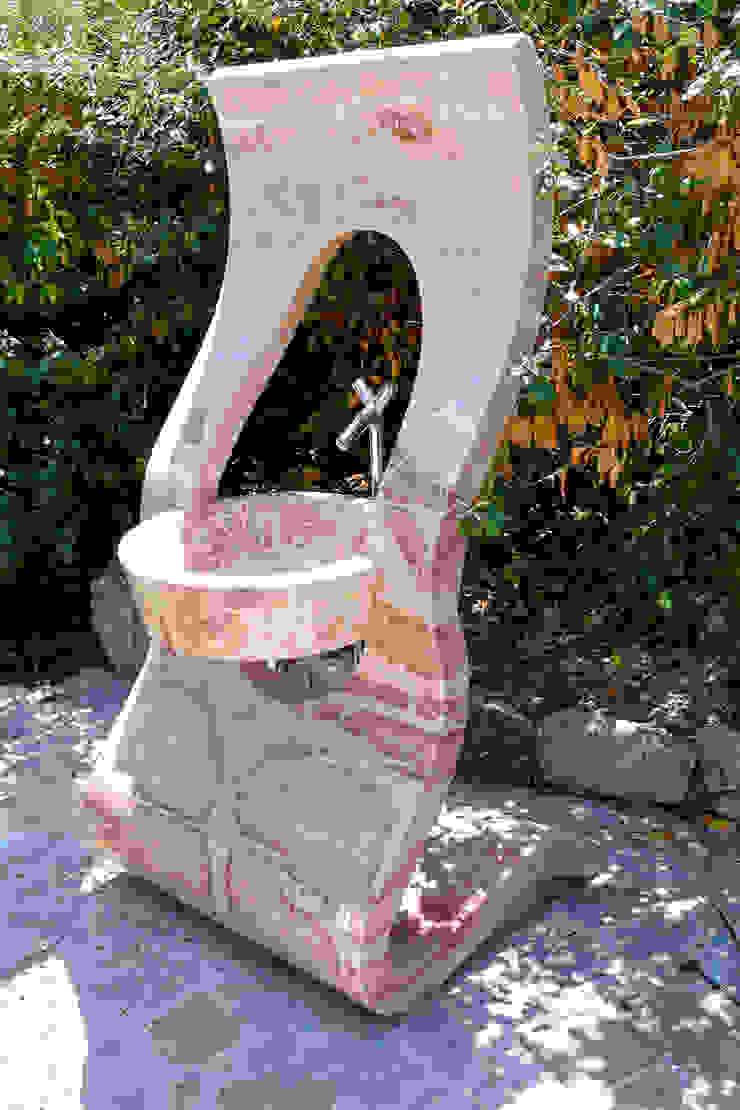 wave fountain CusenzaMarmi Garden Accessories & decoration