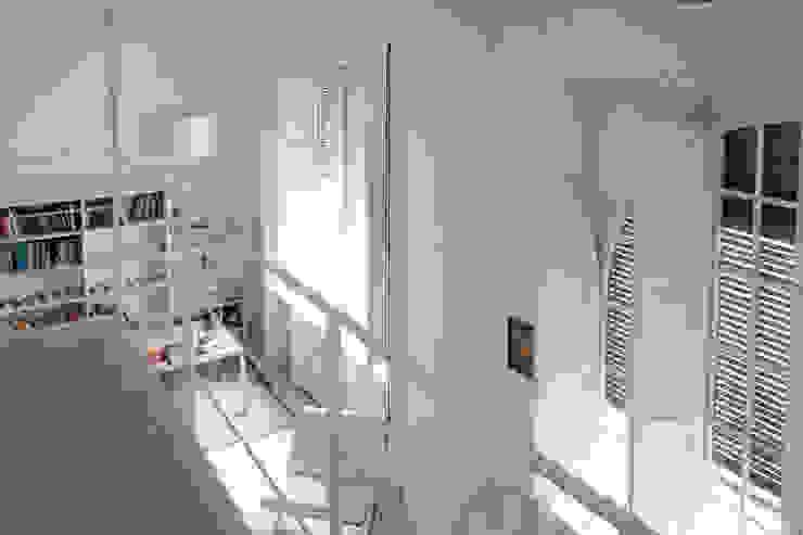 CASA C+D 3C+M architettura Soggiorno minimalista