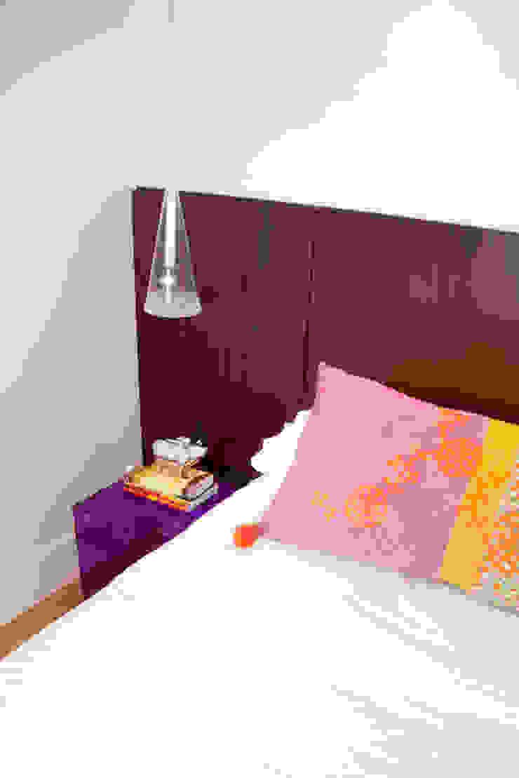 Apartamento Panamby Quartos minimalistas por Mariana Dias Arquitetura Minimalista