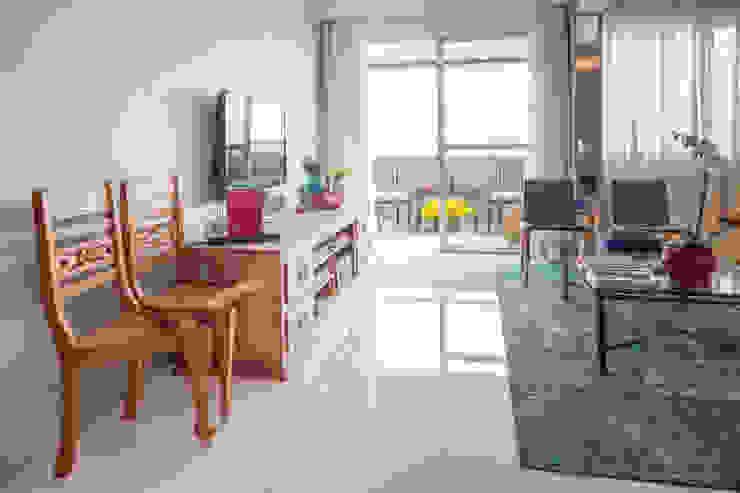 Apartamento 303 Salas de estar modernas por Estúdio Barino | Interiores Moderno