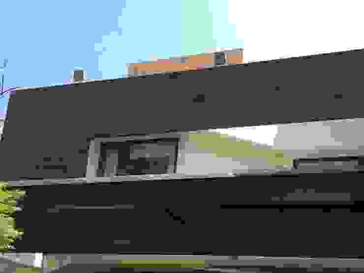 Bosques de las Lomas Casas modernas de Shimada Flooring Moderno