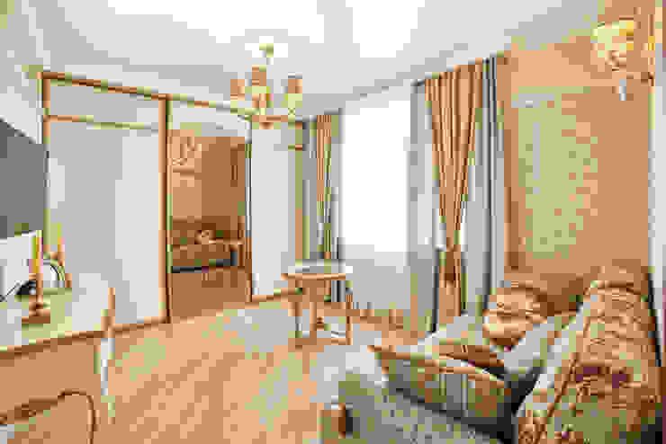 ООО 'Архитектурное бюро Доценко' Classic style bedroom