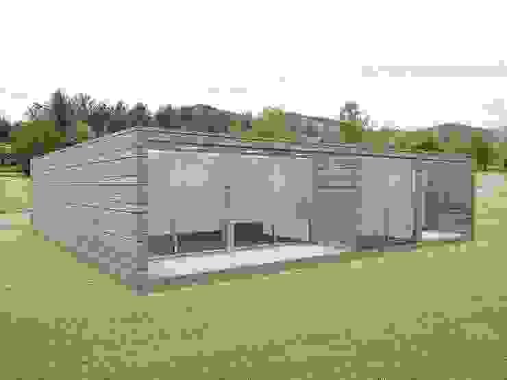 Estudo Modular tipo T3 Casas modernas por Idealiving Moderno
