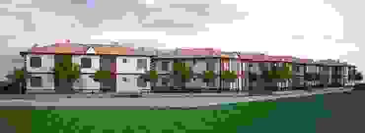 Hanzade Konakları Gökçeada EMG Mimarlik Muhendislik Proje Çanakkale 0 286 222 01 77 Rustik