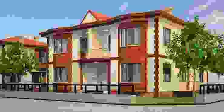 Hanzade Konakları Gökçeada Çanakkale EMG Mimarlik Muhendislik Proje Çanakkale 0 286 222 01 77 Rustik