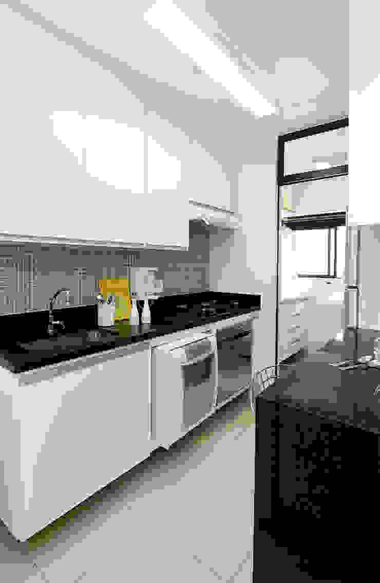 Modern Mutfak Casa 2 Arquitetos Modern