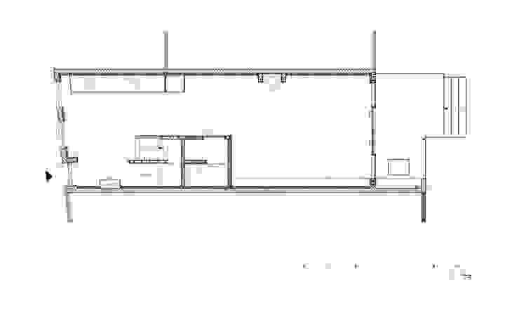 MONUMENT VW 01 van Bos in 't Veld Architecten Minimalistisch