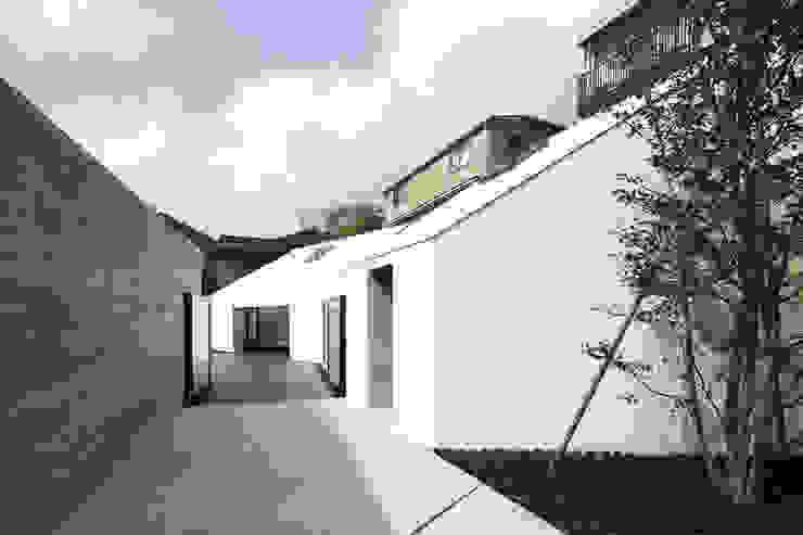 Lik house モダンな 家 の 株式会社廣田悟建築設計事務所 モダン