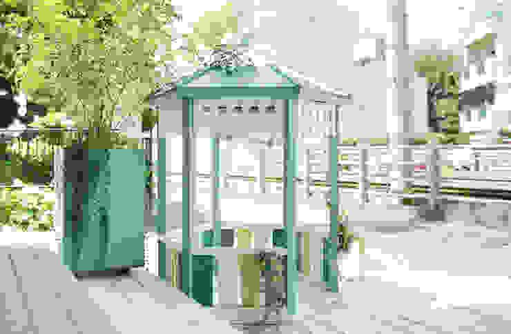 子どものためのコミュニティガーデン オリジナルな商業空間 の SUNIHA UNIHA(サニハユニハ) オリジナル