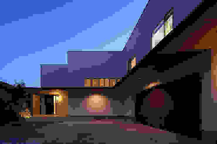 外観3 モダンな 家 の LiPS DESIGN/(有)フレックス モダン