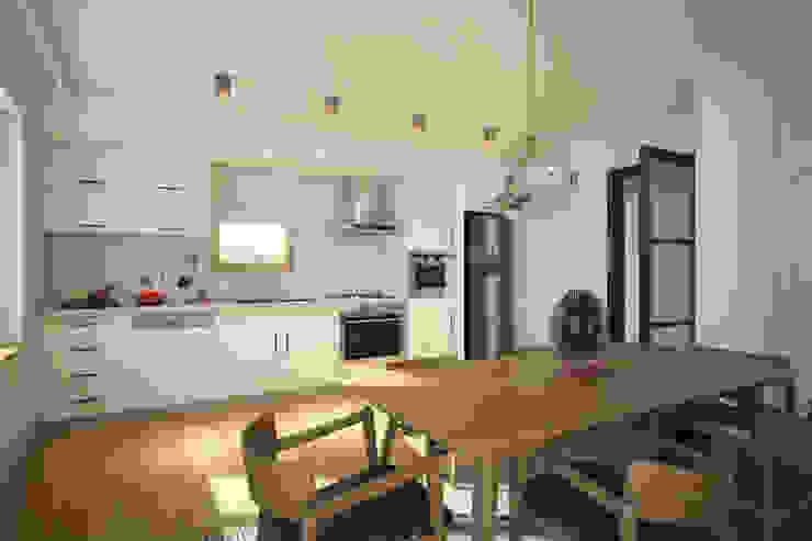 Kitchen by yücel partners, Scandinavian