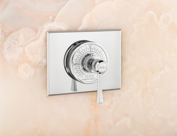 Thermostatic mixing Classic hotels by HORUS Classic
