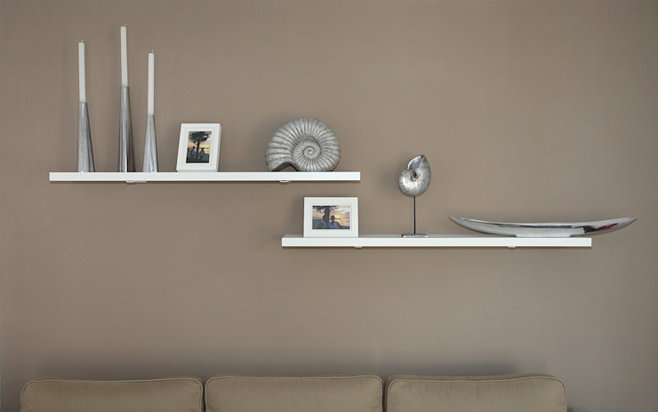 homify Living roomShelves