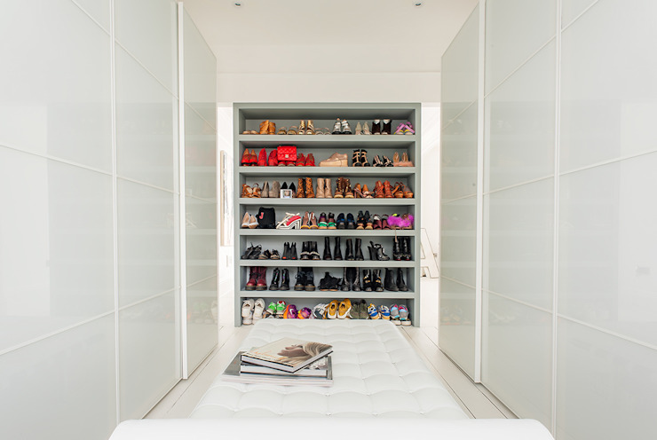 Closets de estilo  por HollandGreen, Moderno
