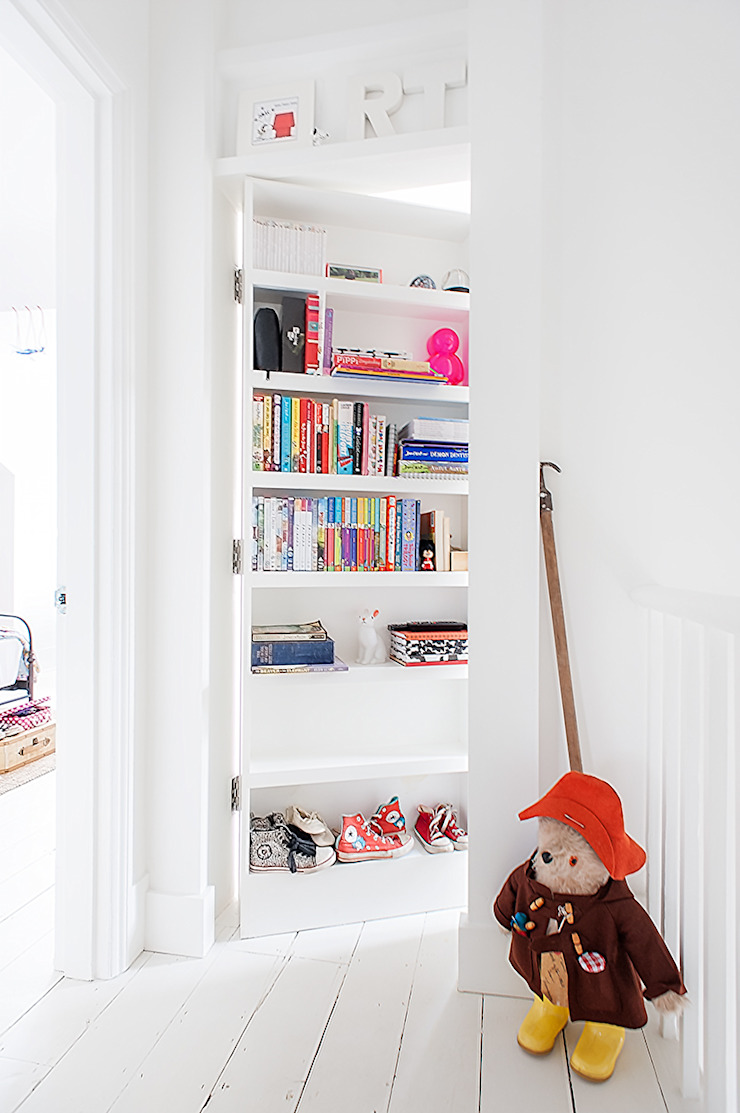 Full House Renovation with Crittall Extension, London HollandGreen Eclectic style nursery/kids room