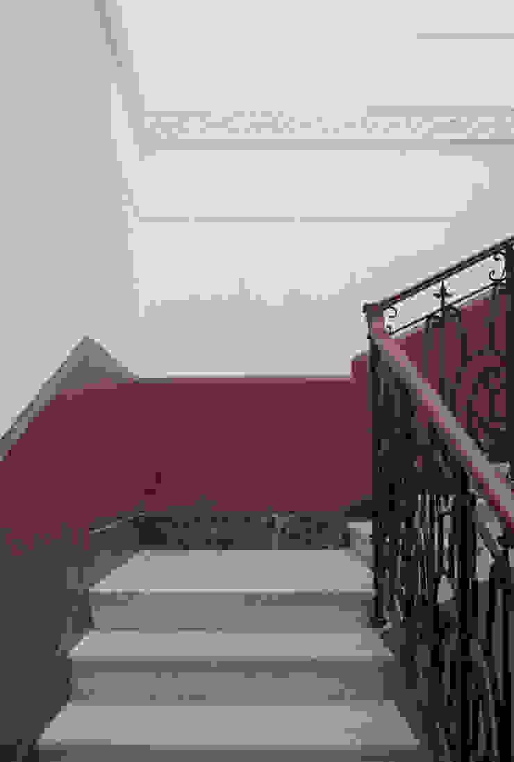 3C+M architettura Pasillos, vestíbulos y escaleras clásicas
