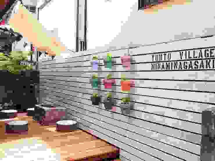 食を楽しむコミュニティガーデン オリジナルな 庭 の SUNIHA UNIHA(サニハユニハ) オリジナル