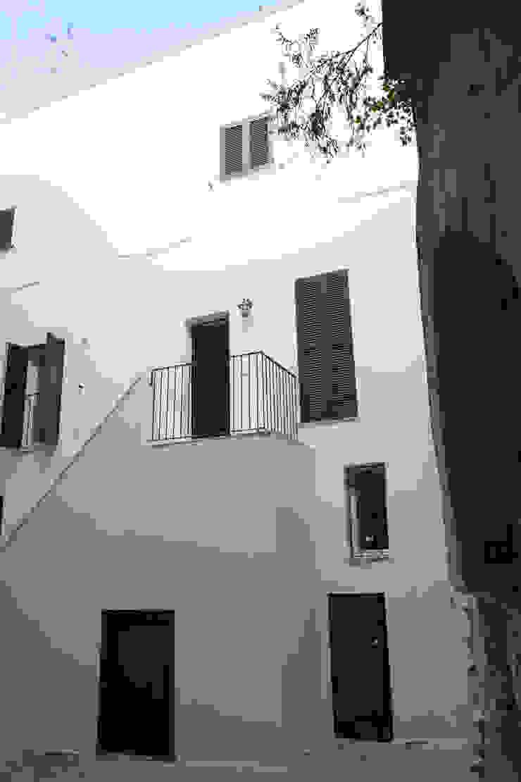 3C+M architettura Mediterranean style house