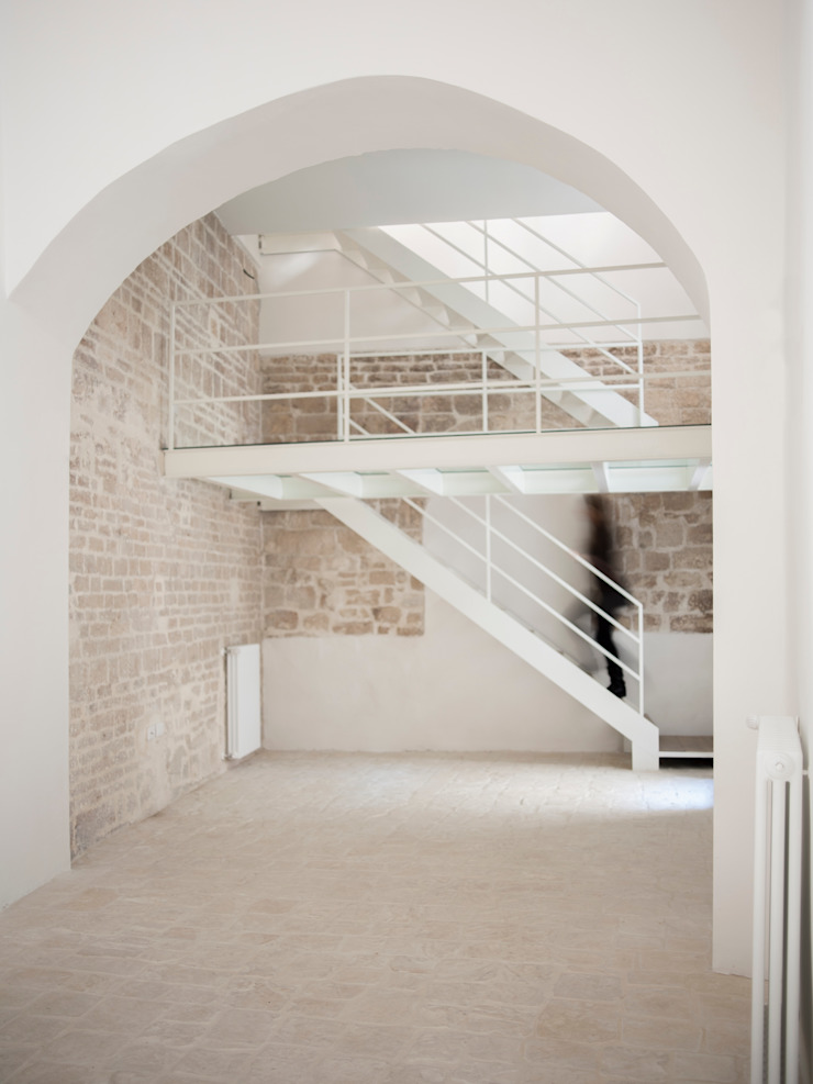 3C+M architettura Living room