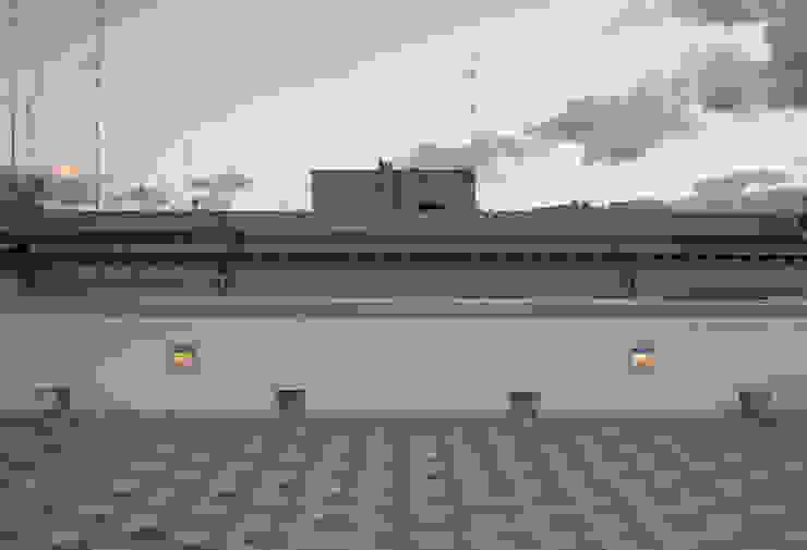 3C+M architettura Terrace